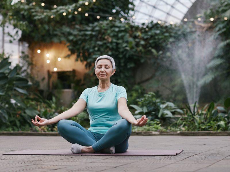 Wiosenna joga dla seniorów online!