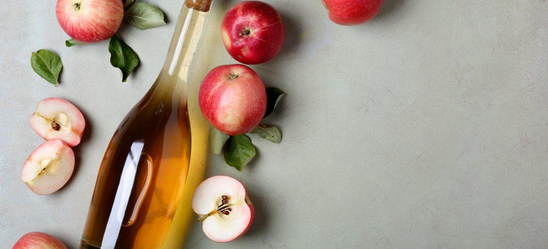 Ocet jabłkowy dla zdrowia i urody