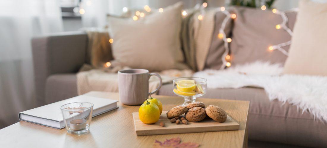 Przyjemny, jesienny nastrój w domu – jak go wprowadzić?