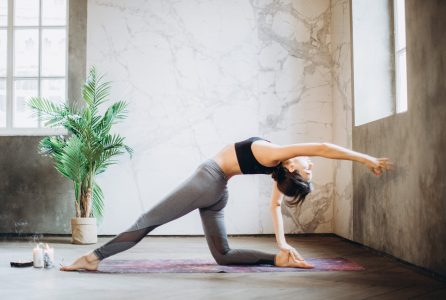 10 korzyści z uprawiania jogi